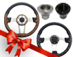DAY4 - 40% OFF STEERING WHEEL & ADAPTER COMBO